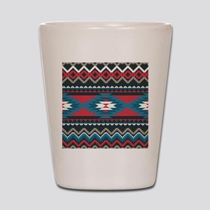 Native Pattern Shot Glass