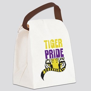 Geaux Tigers Canvas Lunch Bag