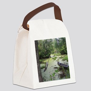 Swampwalk Square Canvas Lunch Bag