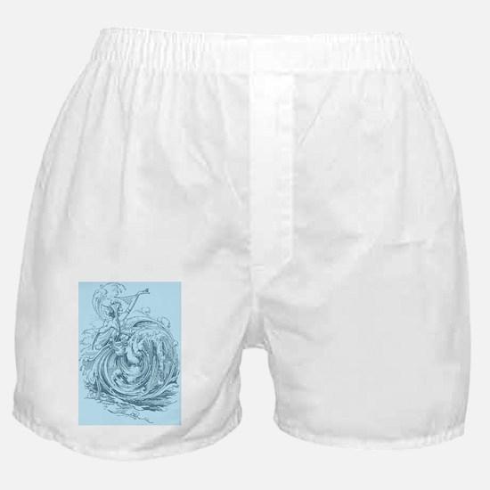 Oz Mermaid Boxer Shorts