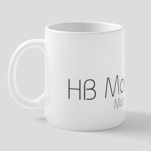 HB Models Logo - Black Mug