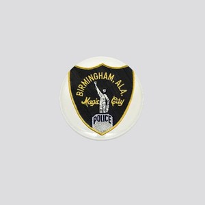 Birmingham Police patch Mini Button