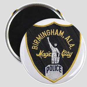 Birmingham Police patch Magnet