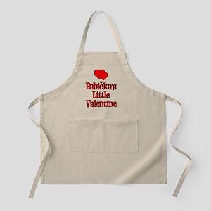 Babickas Little Valentine Apron
