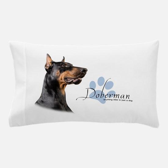 Doberman Pillow Case