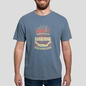 Gardening Drinking T Shirt T-Shirt