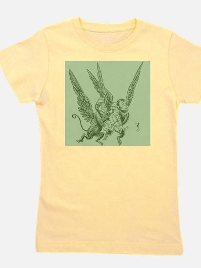 Oz Winged Monkeys Girl's Tee