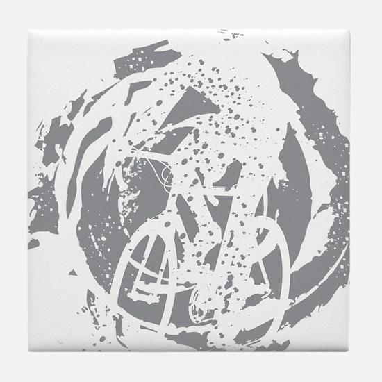 Psycho-Cross Tile Coaster