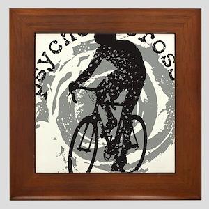 Psycho-Cross Framed Tile
