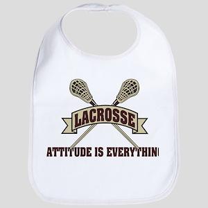 Lacrosse Attitude Is Everything Bib