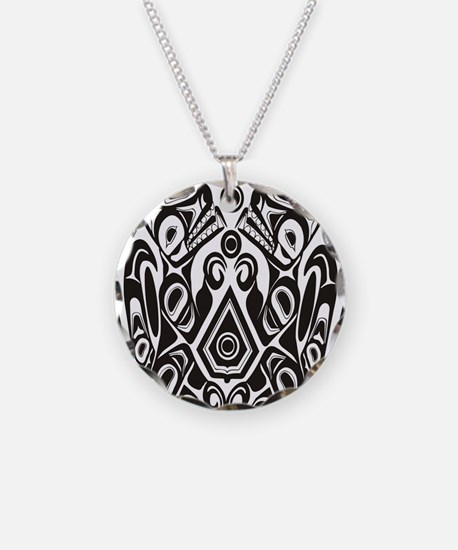 Wolfpack Tattoo Necklace