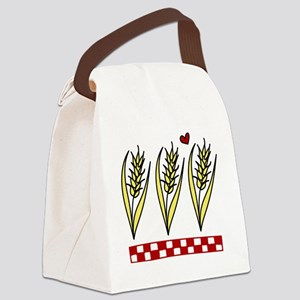 Love Farming Canvas Lunch Bag