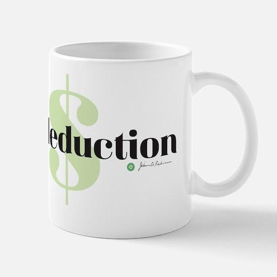 Tax deduction Mug