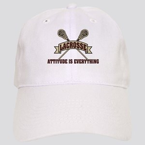 Lacrosse Attitude Is Everything Cap