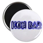 The Icon Bar Magnet