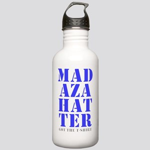 madaza hatter blue got Stainless Water Bottle 1.0L