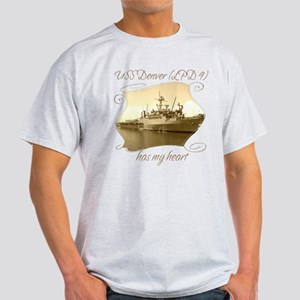 USS Denver (LPD 9) T-Shirt
