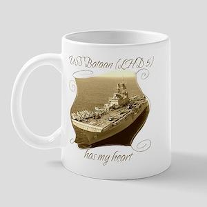 USS Bataan (LHD-5) Mugs