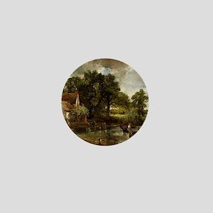 John Constable Hay Wain Mini Button