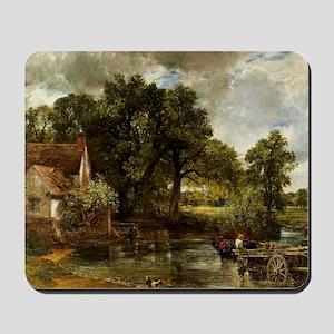John Constable Hay Wain Mousepad