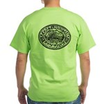 KSML Lime Green T-Shirt