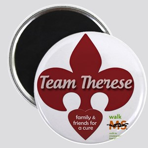 Team Therese MS Walk 2013 Magnet