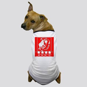 Jooce Casual (Red  White) Dog T-Shirt