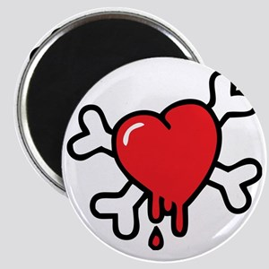 Funny Valentine Red... Magnet