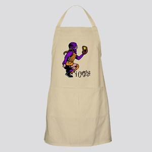 purple iCatch Apron