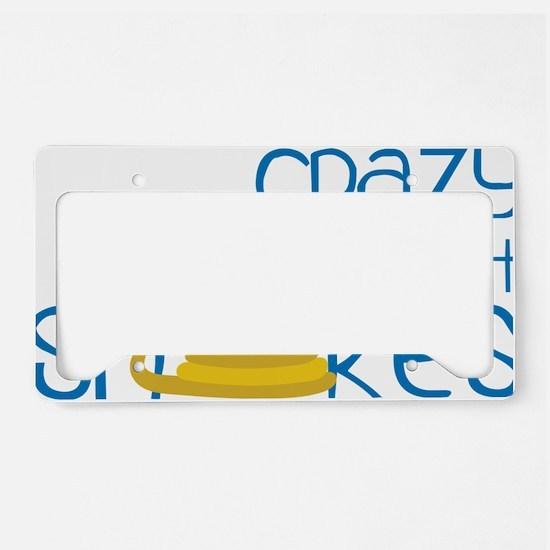 V Is For Viper License Plate Holder