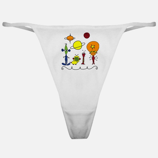 Out of This World Classic Thong
