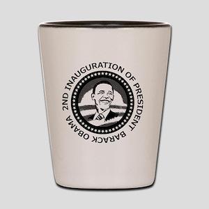 2nd Inauguration: Shot Glass