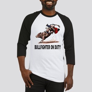 Bullfighter on Duty Baseball Jersey