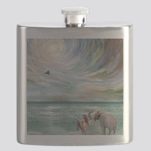 Dream Elephant Flask