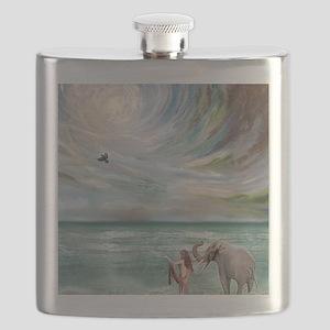 Dream Elephant Flask