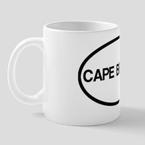 Cape Breton Island Mug