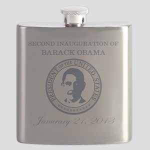Second Inauguration: Flask