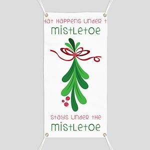 Under The Mistletoe Banner