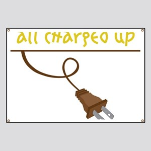 All Charged Up Banner