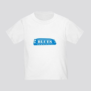 Blues Harmonica Toddler T-Shirt