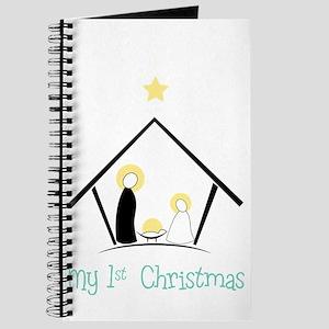 My 1st Christmas Journal