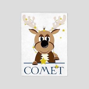 Comet 5'x7'Area Rug