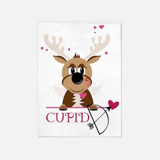 Cupid 5'x7'Area Rug