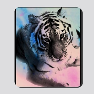 Pastel Tiger Mousepad