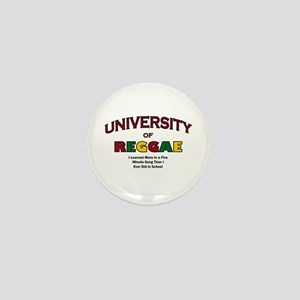 Reggae Music Mini Button