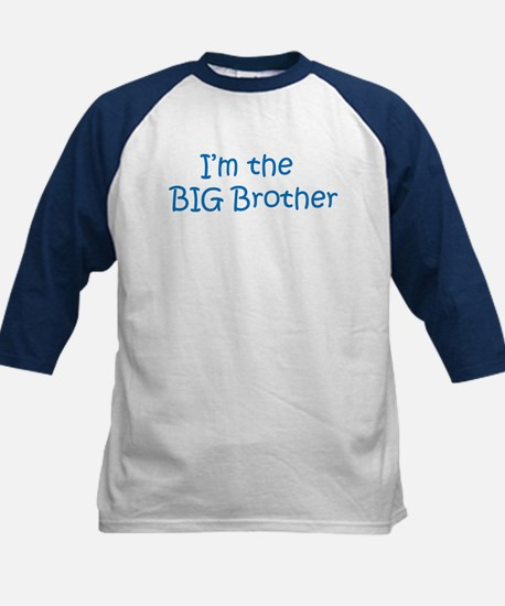 I'm the big brother - Kids Baseball Jersey