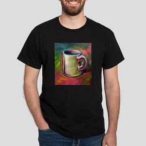 """Coffee Cup"" Dark T-Shirt"