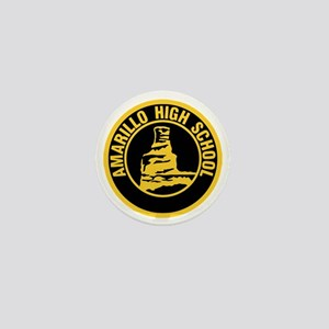 Amarillo High School Mini Button
