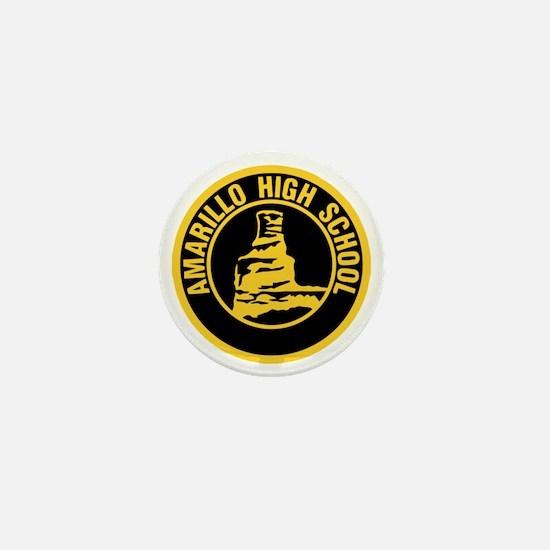 Amarillo High School Mini Button
