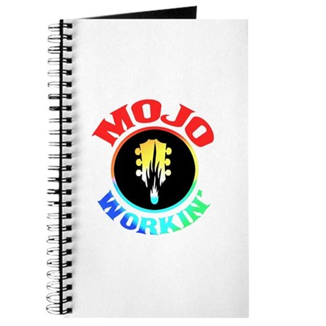 Mojo Workin' Journal